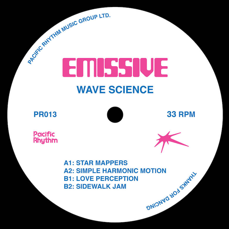 Emissive - Wave Science (Pacific Rhythm)