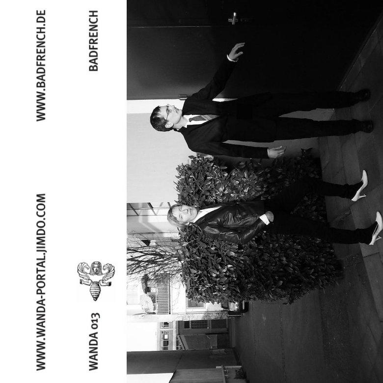 Kiki Moorse & Andreas Reihse - BADFRENCH