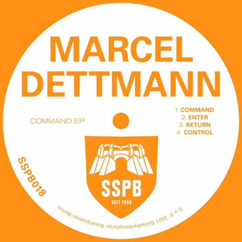 Marcel Dettmann - Command EP