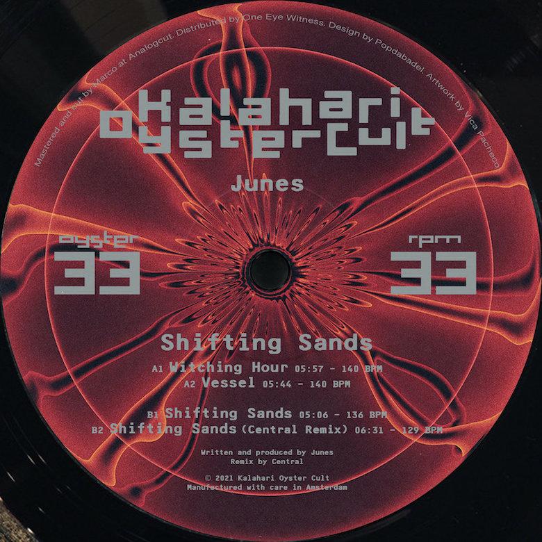 Junes - Shifting Sands