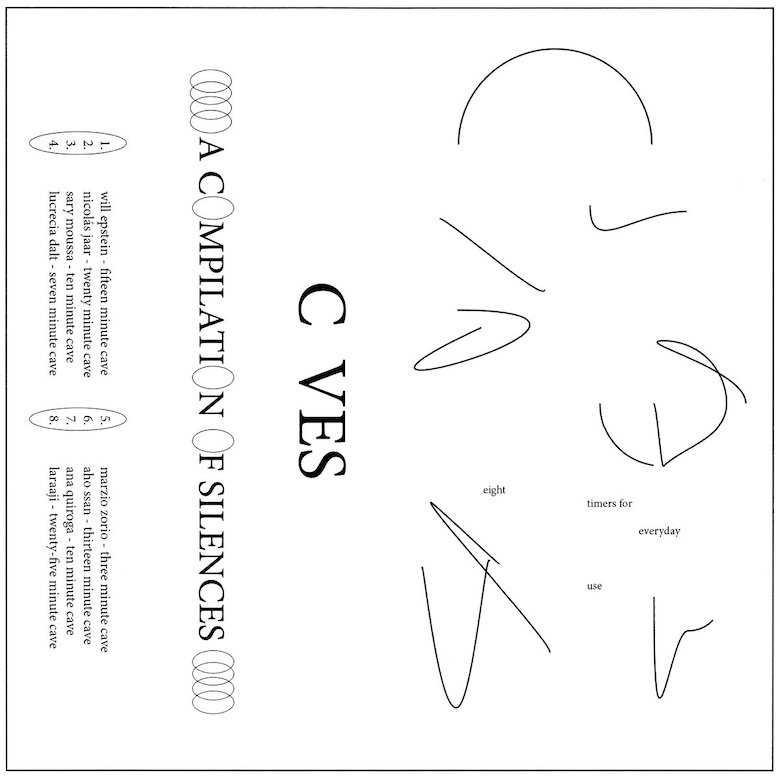 Caves – A Compilation Of Silences (Other People)