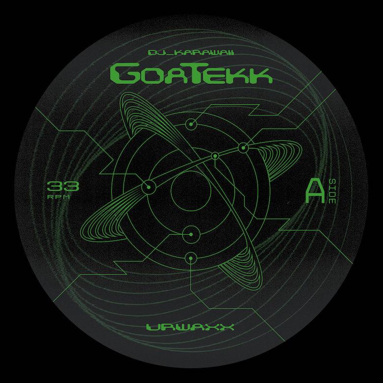 DJ KARAWAI - GoaTekk (urwaxx)