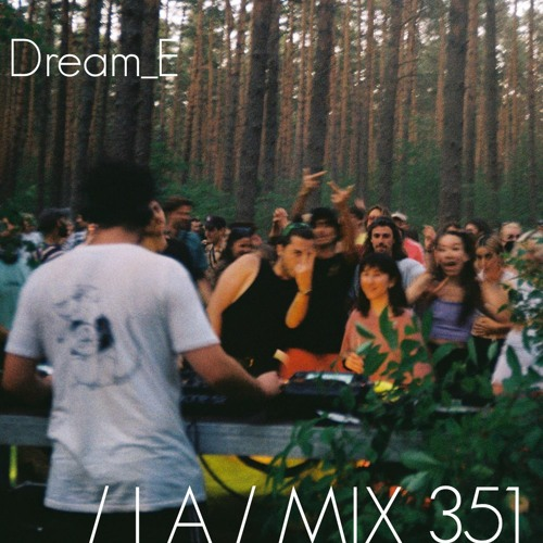 Dream_E Inverted Audio Mix 351
