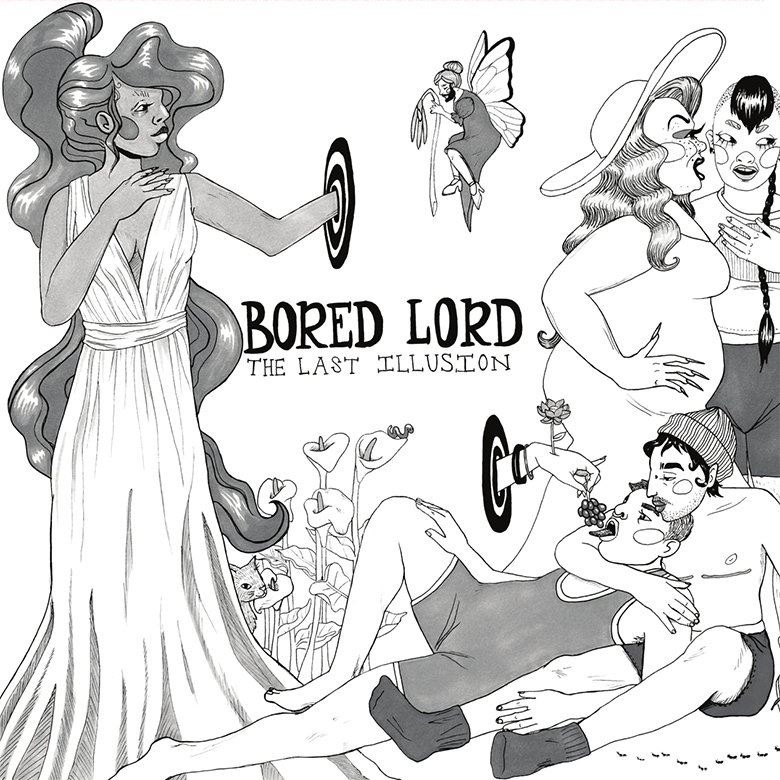 Bored Lord - The Last Illusion (T4T LUV NRG)