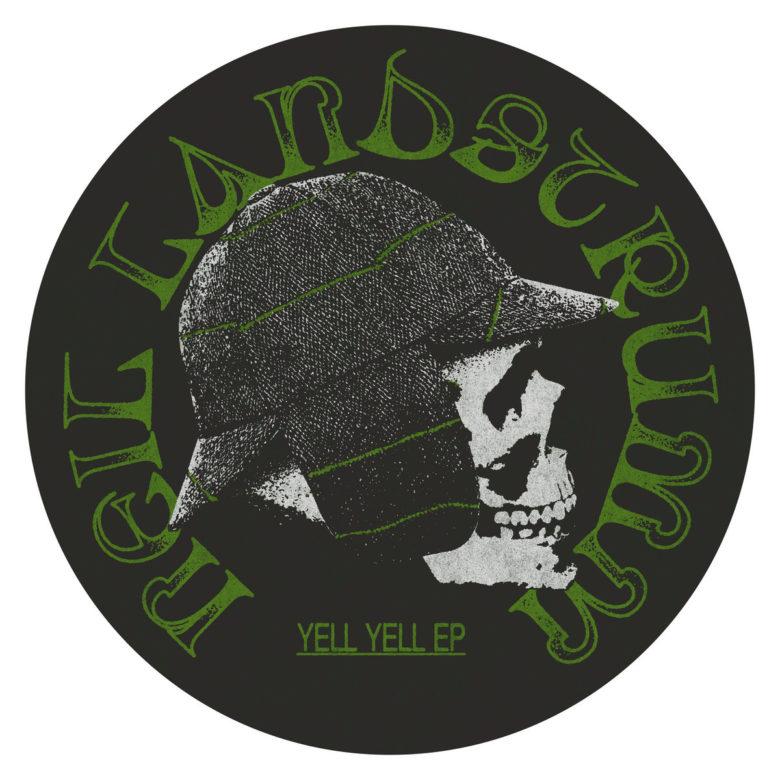 Neil Landstrumm – Yell Yell EP (Sneaker Social Club)